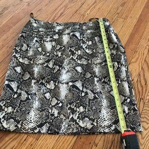 Skirt For pockets